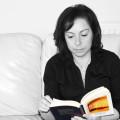 Feeding my soul with a good book