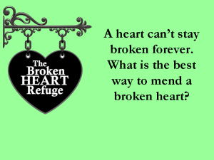 The Broken Heart Refuge 1 - Betrayal - Martina Munzittu