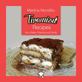 Libro di ricette di tiramisu di Martina Munzittu